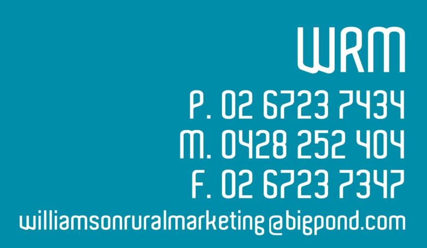 WRM contact aqua